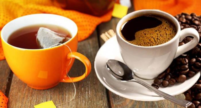Чай и кофе. \ Фото: hotelturist.com.