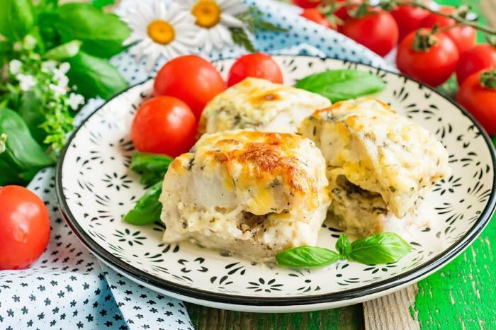 Рыба в сыре - то, что нужно для детей и взрослых. \ Фото: 1000.menu.