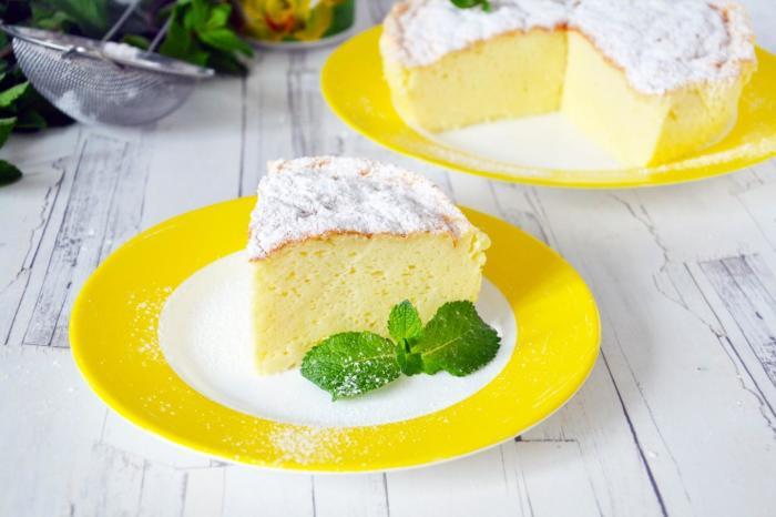 Лимонное наслаждение. \ Фото: two-cooks.ru.