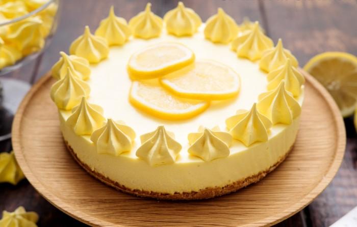 А вы любите сладости с лимоном? \ Фото: goodfon.ru.