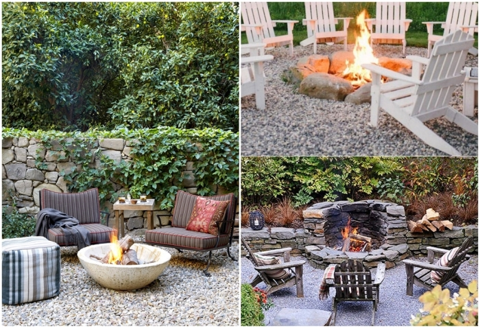 Место для огня. \ Фото: google.com.