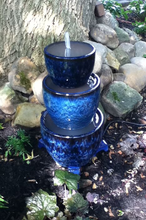 Голубой фонтан. \ Фото: