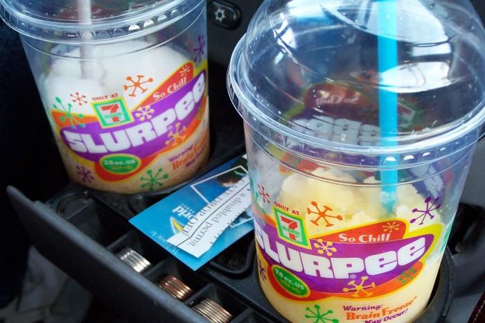 Замороженный газированный напиток. \ Фото: google.ru.
