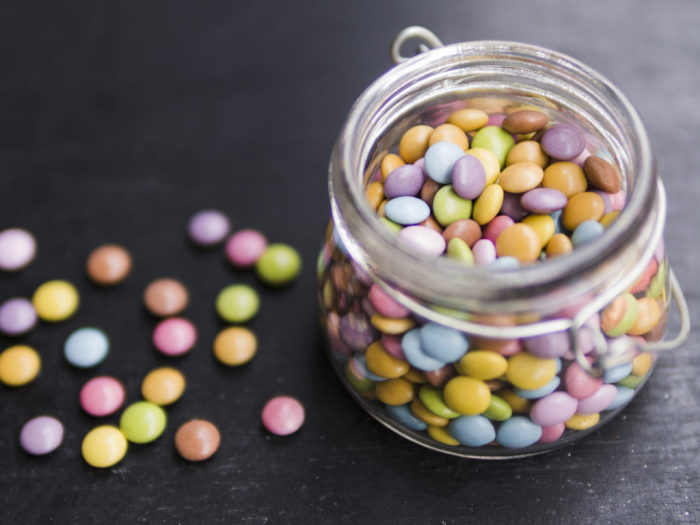 Глазированные конфеты. \ Фото: dentedalatte.it.