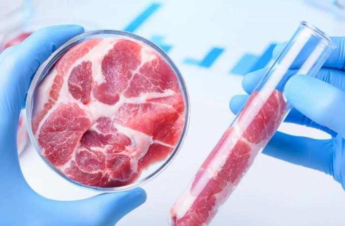 Искусственное мясо. \ Фото: google.ru.