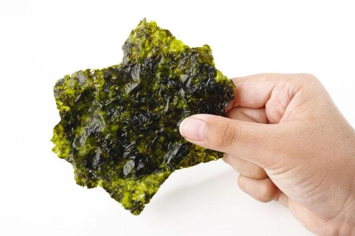 Чипсы из водорослей. \ Фото: satu.kz.