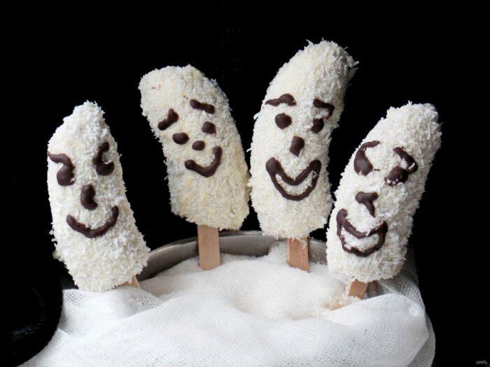 Банановые привидения. \ Фото: google.com.