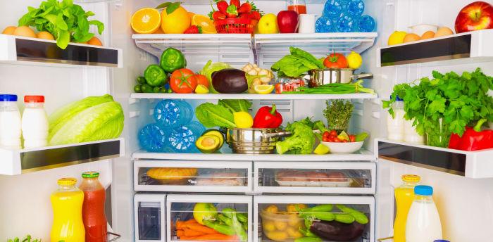 Чем больше продуктов в холодильнике, тем эффективнее он работает. \ Фото: google.ru.