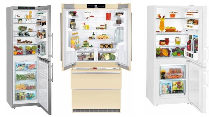 Виды холодильников. \ Фото: rem.ninja.