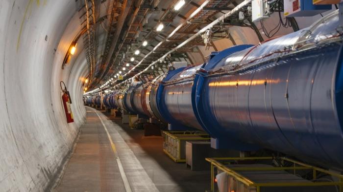 Большой андронный коллайдер. \ Фото: vesti.ru.