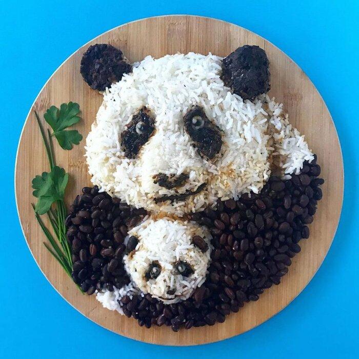Панда. \ Фото: google.com.