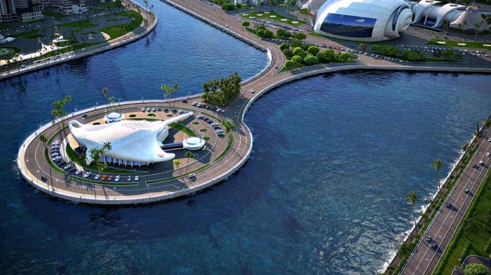 Место, которое в скором времени станет одним из самых посещаемых мест в мире.