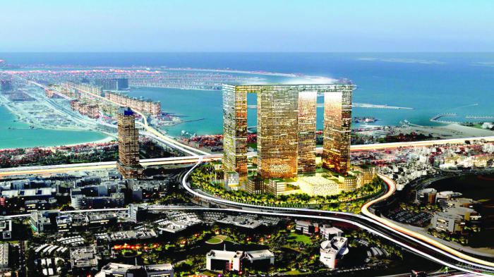 Жемчужина Дубая.
