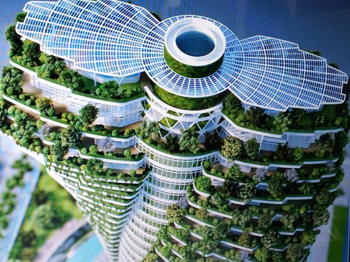 Agora Garden устанавливает новые стандарты блестящего дизайна.
