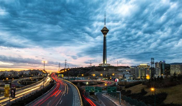 Достояние и гордость иранской архитектуры.