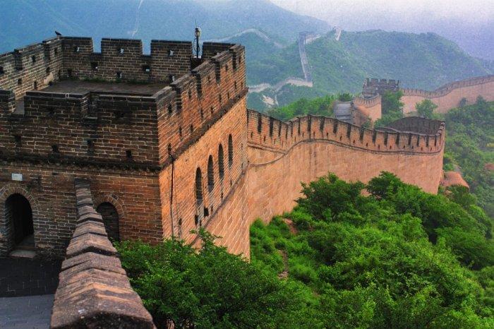 Великая стена.