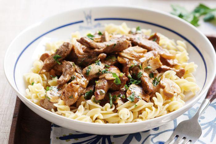 Сытное блюдо для всей семьи. \ Фото: pinimg.com.
