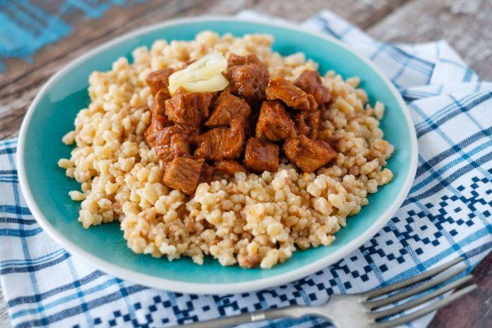 Венгерское блюдо для ваших домочадцев. \ Фото: hotsta.org.