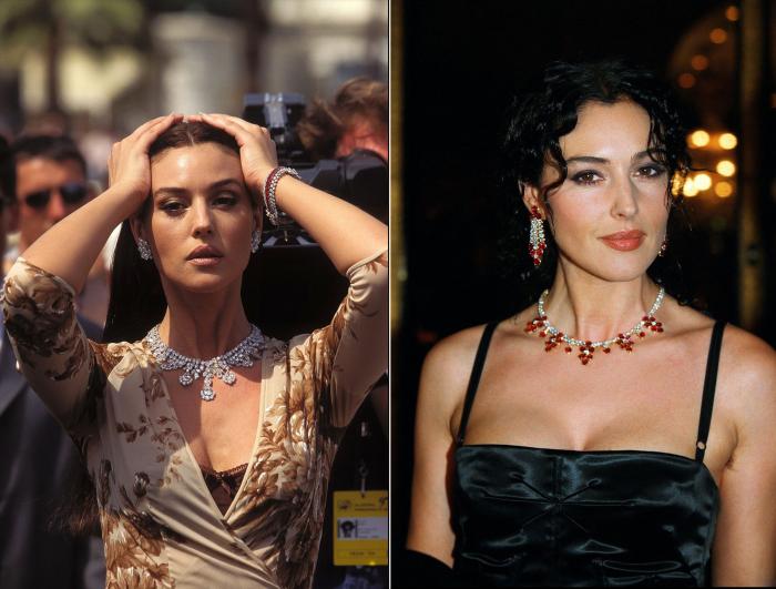 Слева: 1997 год. \ Справа: 1999 год.