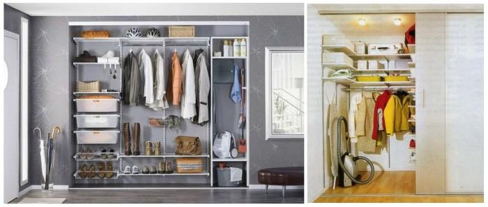Ящики и корзины для хранения вещей. \ Фото: postila.ru.