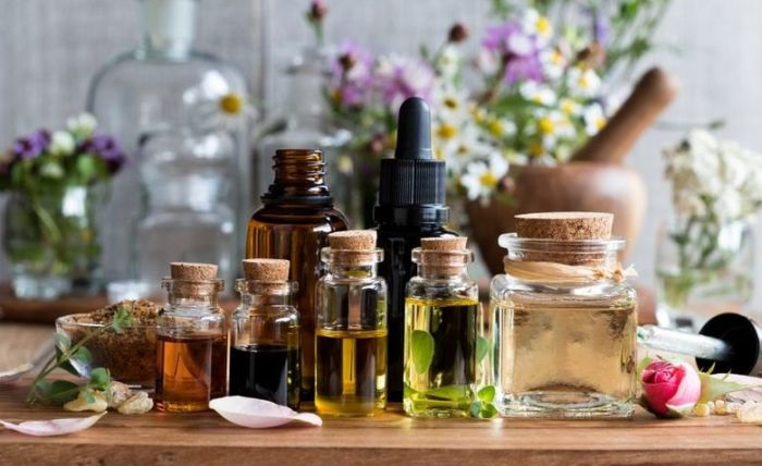 Эфирные масла. \ Фото: archidea.com.ua.