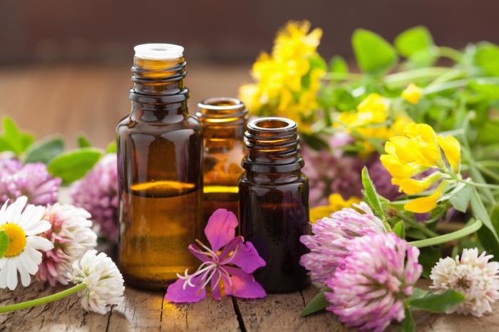 Эфирные масла для санитайзера. \ Фото: google.com.