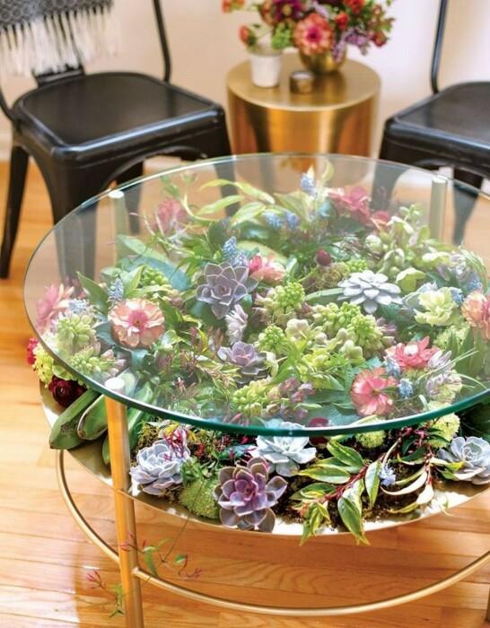 Согласитесь, что такой стол выглядит весьма круто. \ Фото: ideas.hasinfo.net.