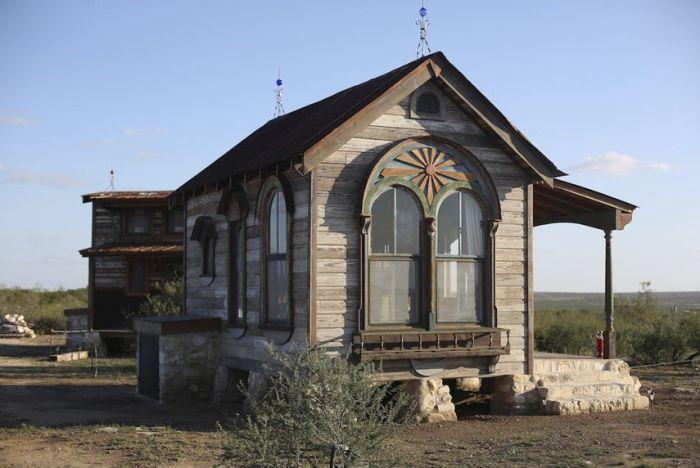 Дом античных времён.