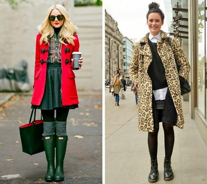 Как одеваются женщины в Великобритании. \ Фото: ng.opera.news.
