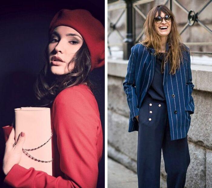 Как одеваются француженки. \ Фото: feel-feed.ru.
