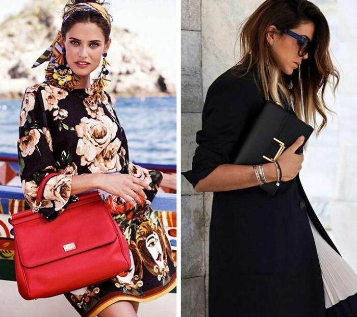 Как одеваются женщины в Италии. \ Фото: ok.ru.