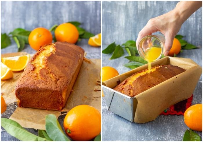 Апельсиновый хлеб. \ Фото: google.com.
