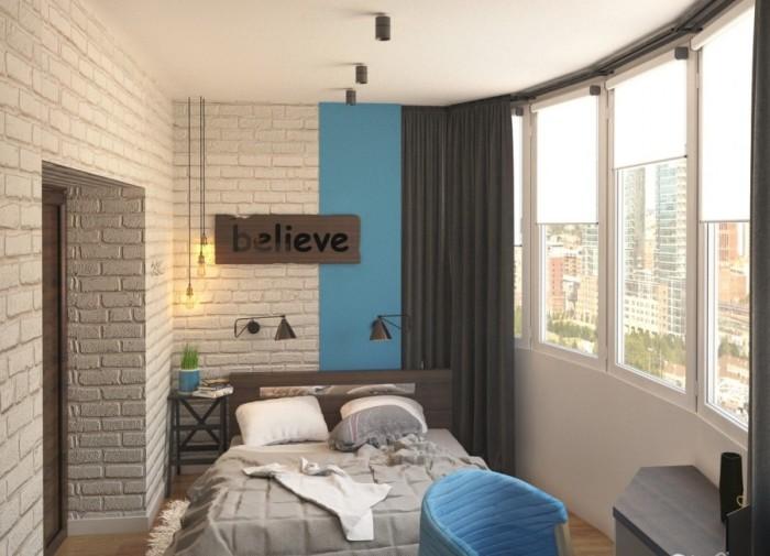 В летнее время года всегда приятно спать на свежем воздухе. Для это цели балкон в квартире – лучшее место.