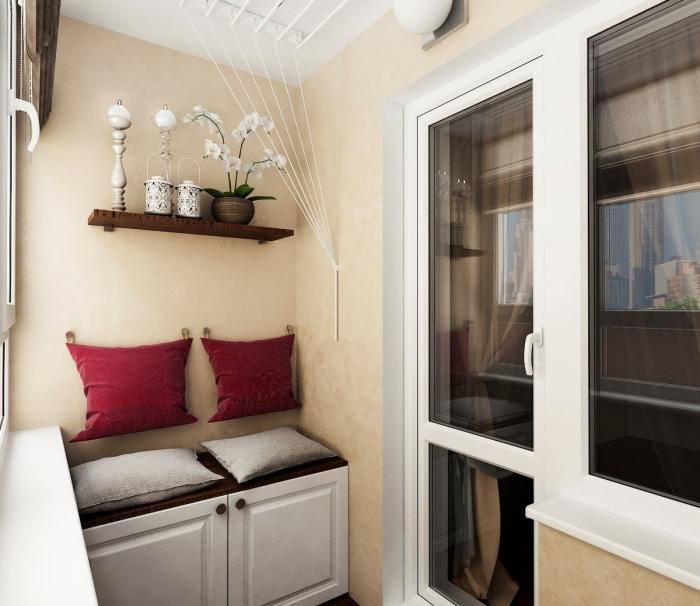 Для небольших помещений лучше всего подходят светлые цвета и оттенки.