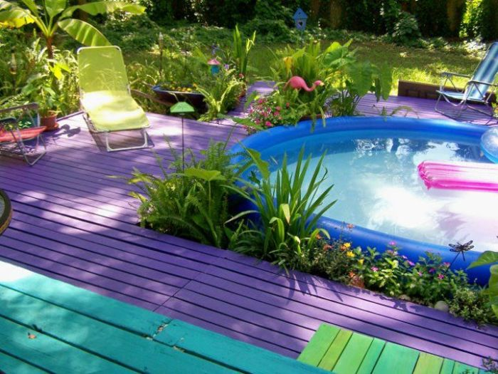 Доступная цена позволит стать обладателем собственного небольшого бассейна.