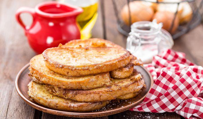 Вкусный и простой перекус. / Фото: pinterest.com.