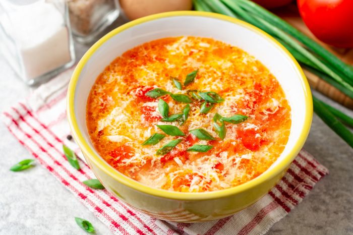 Оригинальный азиатский суп. / Фото: thespruceeats.com.