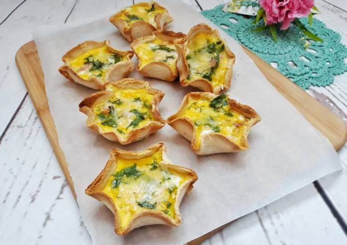 Вкусно, сытно и  креативно. \ Фото: cookpad.com.