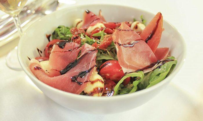 Приятного аппетита! \ Фото: trattoria.kh.ua.