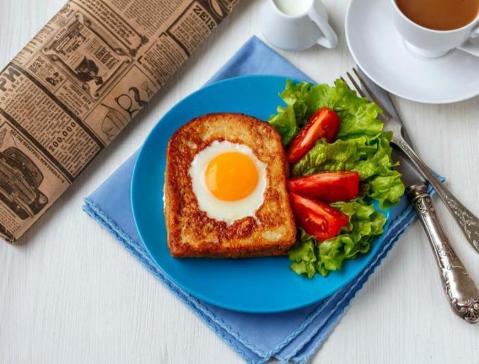 Вкусный и оригинальный завтрак. \ Фото: google.com.