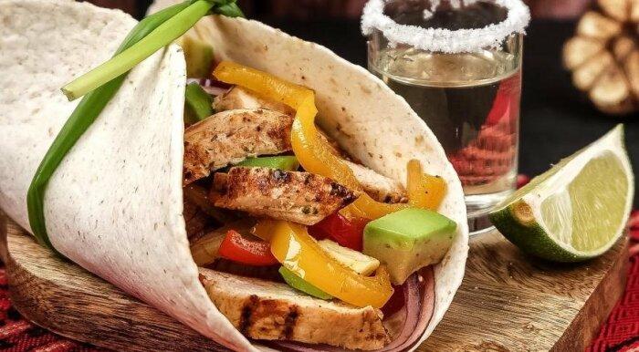 Традиционная мексиканская еда. \ Фото: google.com.