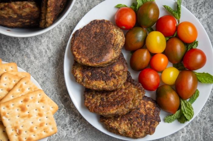 Котлеты из куриной печени. \ Фото: kingrecipes.com.