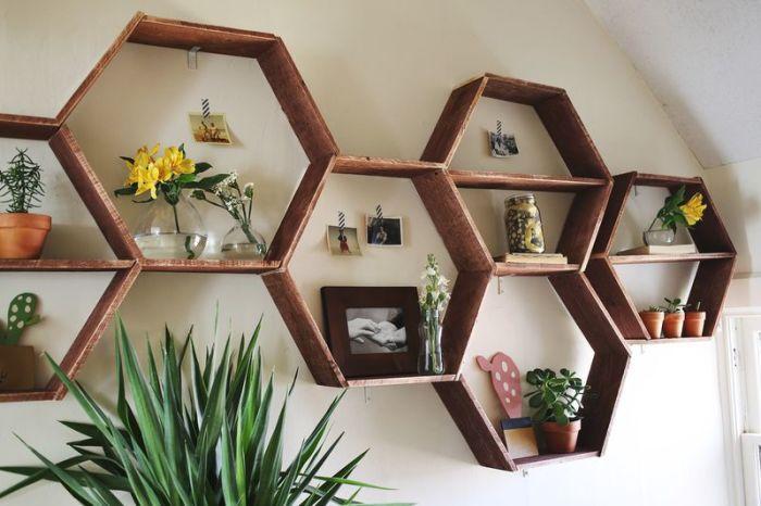 Идеи как и чем украсить стены. \ Фото: weheartit.com.