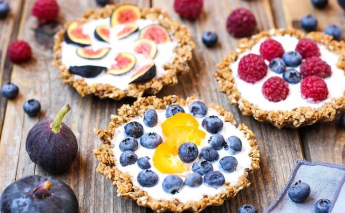 Лёгкий и полезный десерт. \ Фото: tv.ua.