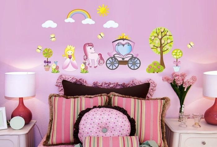 Комната для маленькой принцессы.