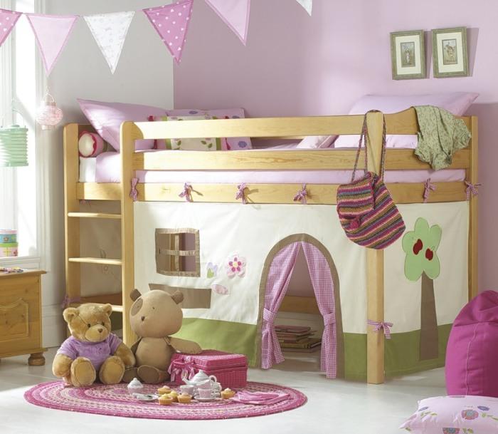 Комната для маленькой фантазёрки.