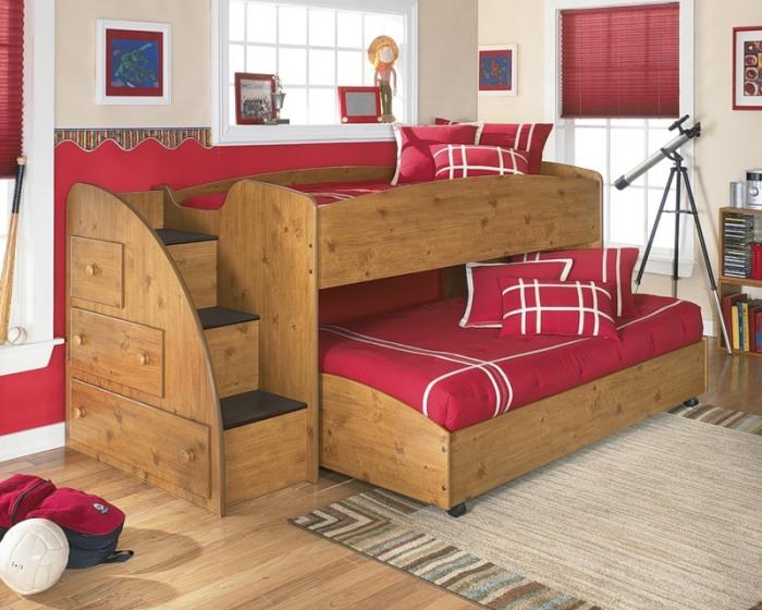 Помните о том, что в своей комнате малышу должно быть комфортно и интересно.