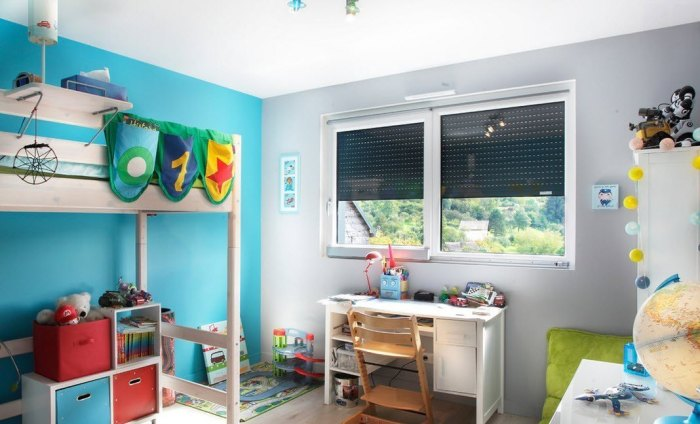 Тумбы-ящики - идеально подойду для игрушек и прочих мелочей.