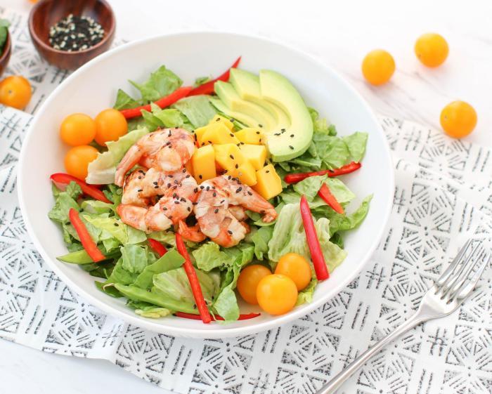 Аппетитные креветки. / Фото: litehousefoods.com.