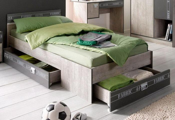 Мебель для подростковой комнаты мальчика.